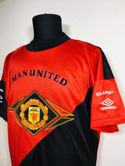 MANCHESTER UNITED 1994/1996 TRAINING SHIRT