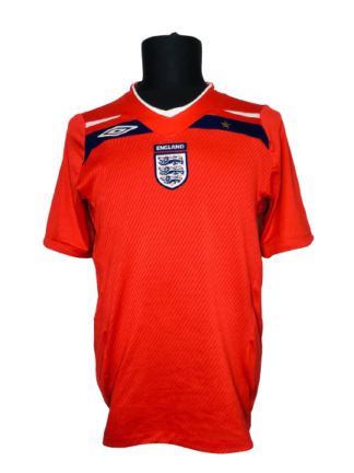 ENGLAND 2008/2010 AWAY SHIRT
