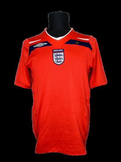 ENGLAND 2008/2010 AWAY SHIRT
