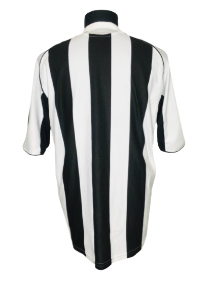 NEWCASTLE UNITED 2005/2007 HOME SHIRT