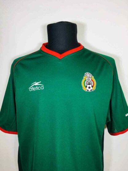 MEXICO 2002/2003 HOME SHIRT