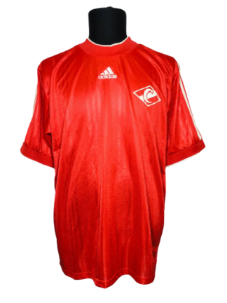 SPARTAK MOSCOW 2000/2001 HOME PROTOTYPE SHIRT