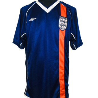 ENGLAND 2001/2003 THIRD SHIRT
