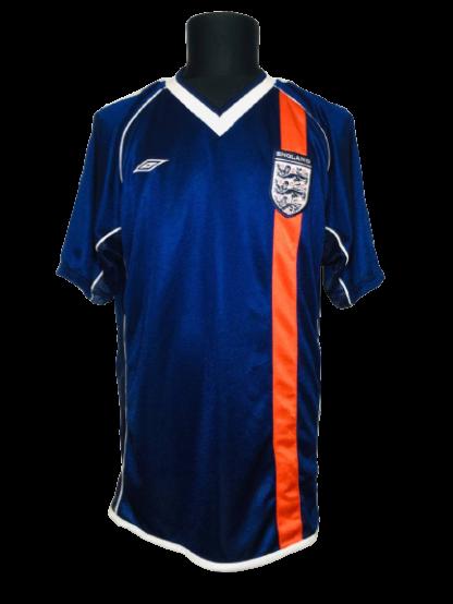 ENGLAND 2001/2003 THIRD SHIRT