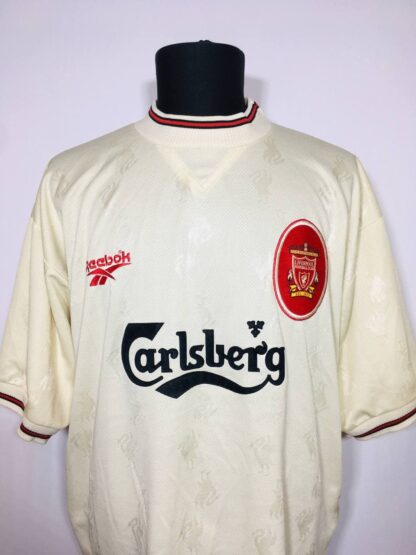 LIVERPOOL 1996/1997 AWAY SHIRT