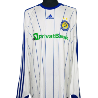 DYNAMO KYIV 2008/2010 HOME SHIRT [PLAYER ISSUE] [L/S]