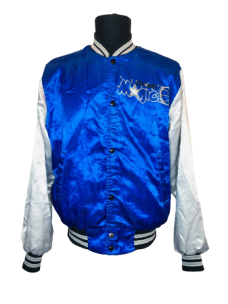 ORLANDO MAGIC 1990's SATIN BOMBER