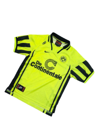 BORUSSIA DORTMUND 1996/1997 HOME SHIRT [YOUTHS]
