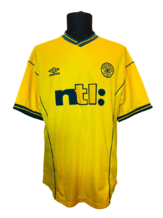 CELTIC 2000/2002 AWAY SHIRT