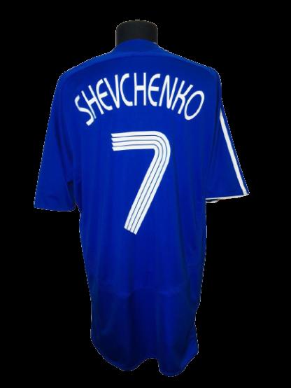 CHELSEA 2006/2008 HOME SHIRT #7 SHEVCHENKO [L]