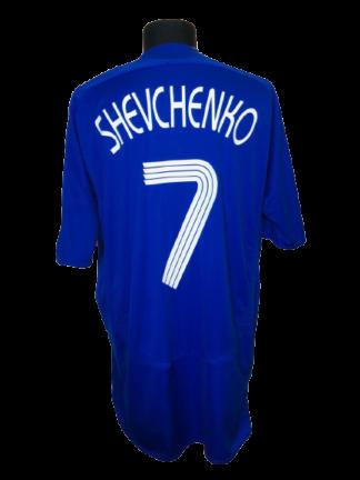 CHELSEA 2006/2008 HOME SHIRT #7 SHEVCHENKO [XL]