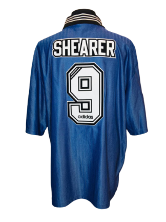 NEWCASTLE UNITED 1996/1997 AWAY SHIRT #9 SHEARER
