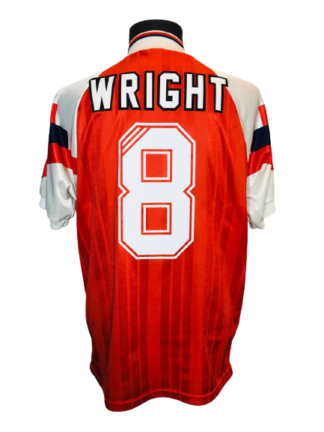 ARSENAL 1992/1994 HOME SHIRT #8 WRIGHT