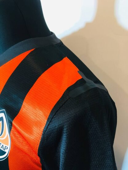 SHAKHTAR 2013/2015 HOME SHIRT #28 TAISON [PLAYER ISSUE]