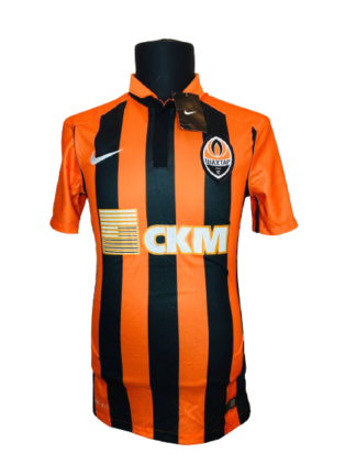 SHAKHTAR 2015/2016 HOME SHIRT #5 KUCHER [PLAYER ISSUE] [BNWT]