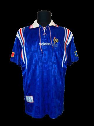 FRANCE 1996/1998 HOME SHIRT