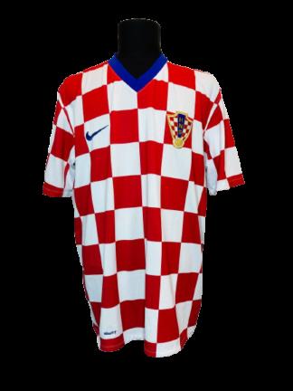 CROATIA 2008/2009 HOME SHIRT