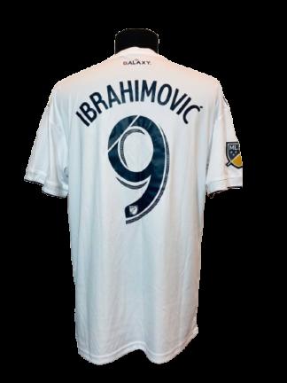 LA GALAXY 2018 HOME SHIRT #9 IBRAHIMOVIC
