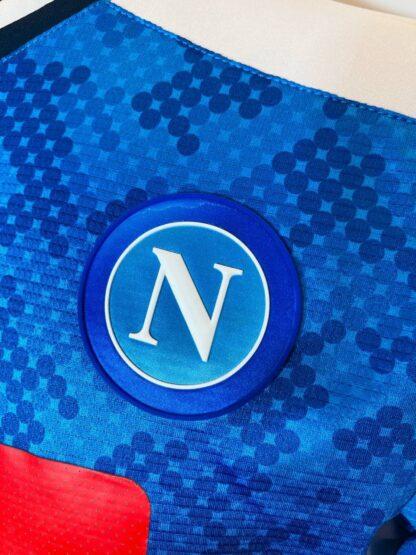NAPOLI 2019/2020 HOME SHIRT #24 INSIGNE
