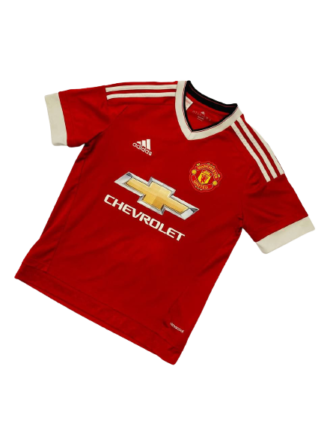 MANCHESTER UNITED 2015/2016 HOME SHIRT [YOUTHS]