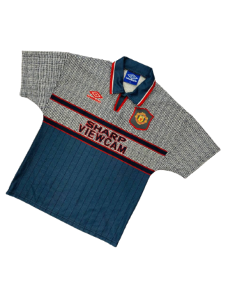 MANCHESTER UNITED 1995/1996 AWAY SHIRT [YOUTHS]