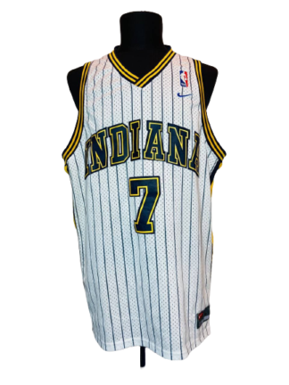 INDIANA PACERS 1997/2001 HOME JERSEY #7 O'NEAL