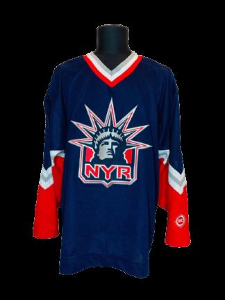 NEW YORK RANGERS 1999/2001 ALTERNATE JERSEY